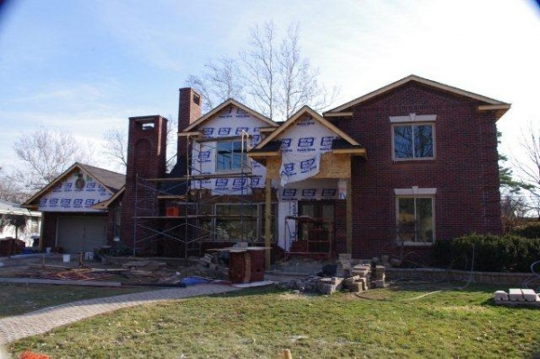 Custom Residential Home Builder Company Troy Michigan - MGM Restoration