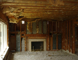 Home Fire Damage Restoration Metro Detroit Michigan   - res-fire